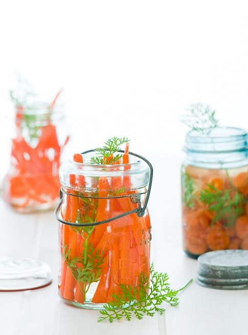 Vietnamese pickled carrots recipe with daikon radish for Vietnamese banh mi