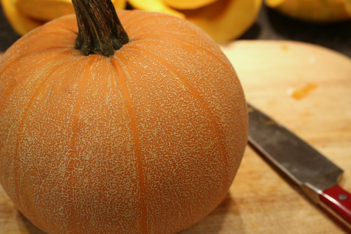 How to can pumpkin-- it